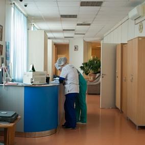 Лечебно-диагностический комплекс на Фонтанке (Стационар 1) Клиники ВМТ им. Пирогова СПбГУ