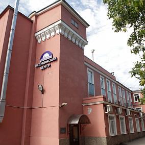 Лечебно-диагностический центр (с отделением лучевой диагностики) на Московском пр.103