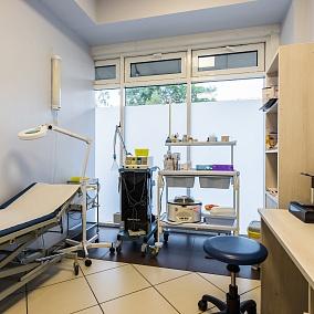Лахта Клиника, сеть медицинских и диагностических центров