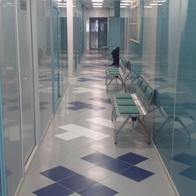 Отделение врачей общей практики городской поликлиники № 19