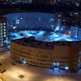 Клиническая инфекционная больница им. С.П. Боткина на Пискаревском