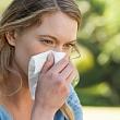 воспаление в носу из-за попадания аллергена при аллергическом рините