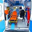 машина для транспортировки в стационар при экстренной госпитализации