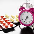 правильный режим приема антибиотиков задан будильником