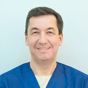 Аймалетдинов Рашид Энвэрович, стоматолог-ортопед, имплантолог, стоматолог-хирург, взрослый - отзывы