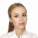 Есебуа Мариами Валерьевна, детский ортодонт в Москве - отзывы и запись на приём
