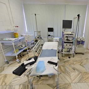 Клиническая больница №122 им. Л.Г.Соколова