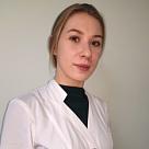 Савельева Ксения Евгеньевна, детский офтальмолог (окулист) в Санкт-Петербурге - отзывы и запись на приём
