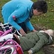 Травма у ребенка: что делать?