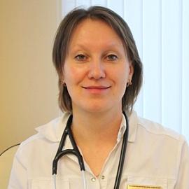 Дьякова Екатерина Валерьевна, пульмонолог, взрослый - отзывы