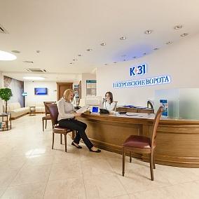 Клиника К+31 Петровские Ворота, многопрофильный медицинский центр