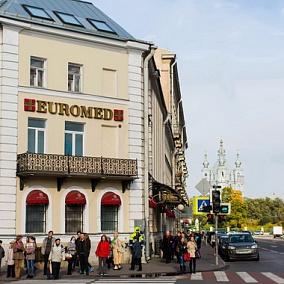 Евромед Клиник, многопрофильный медицинский диагностический центр