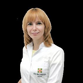 Реутина Анна Владимировна, инфекционист, детский - отзывы