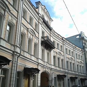 Детская поликлиника ДМЦ Управления делами Президента РФ в Старопанском