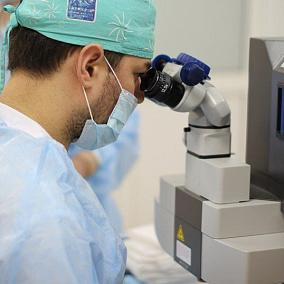 Третий глаз, офтальмологическая клиника