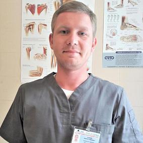 Усенко Никита Сергеевич, травматолог, травматолог-ортопед, ортопед, Взрослый, Детский - отзывы