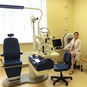 Консультативно-диагностическое отделение ГБ № 15 (на Авангардной)