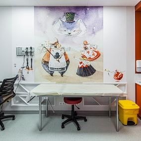 GMS Clinic, сеть медицинских центров