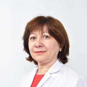Комиссаренко Ирина Арсеньевна, гастроэнтеролог, кардиолог, терапевт, Взрослый - отзывы